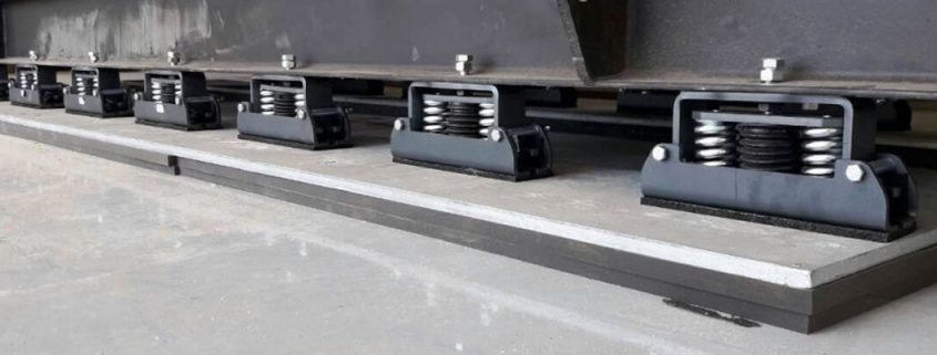 Machinery Mounts Vibro Foam Advanced Vibration Isolators